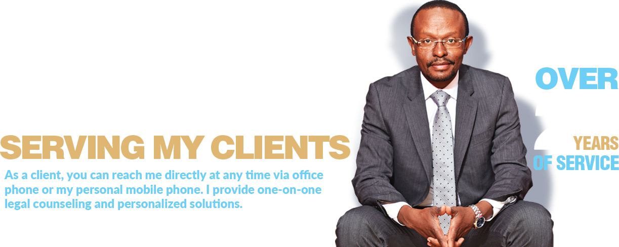 Cecil Miller Jr: I've built my practice around serving my clients